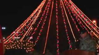 Camp Casey Christmas Tree Lighting Ceremony - United States Army Garrison - IMCOM Korea