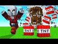 INFINITE TNT Pillager EXPLOSION (Minecraft)