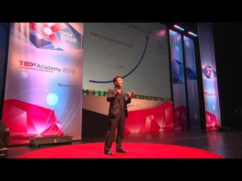 Future medicine: Daniel Kraft at TEDxAcademy