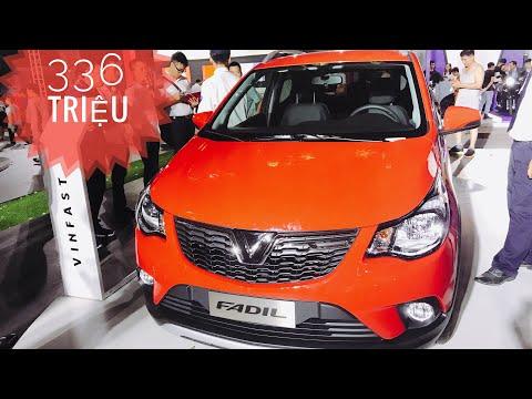 Đánh giá chi tiết xe Vinfast Fadil ra mắt 20/11 tại Hà Nội
