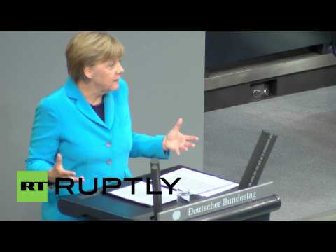 Germany: Europe cannot fail on refugee question - Merkel