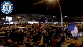 Tirona Fanatics 08/11/2014 (TIRONA vs Vllaznia 1-0