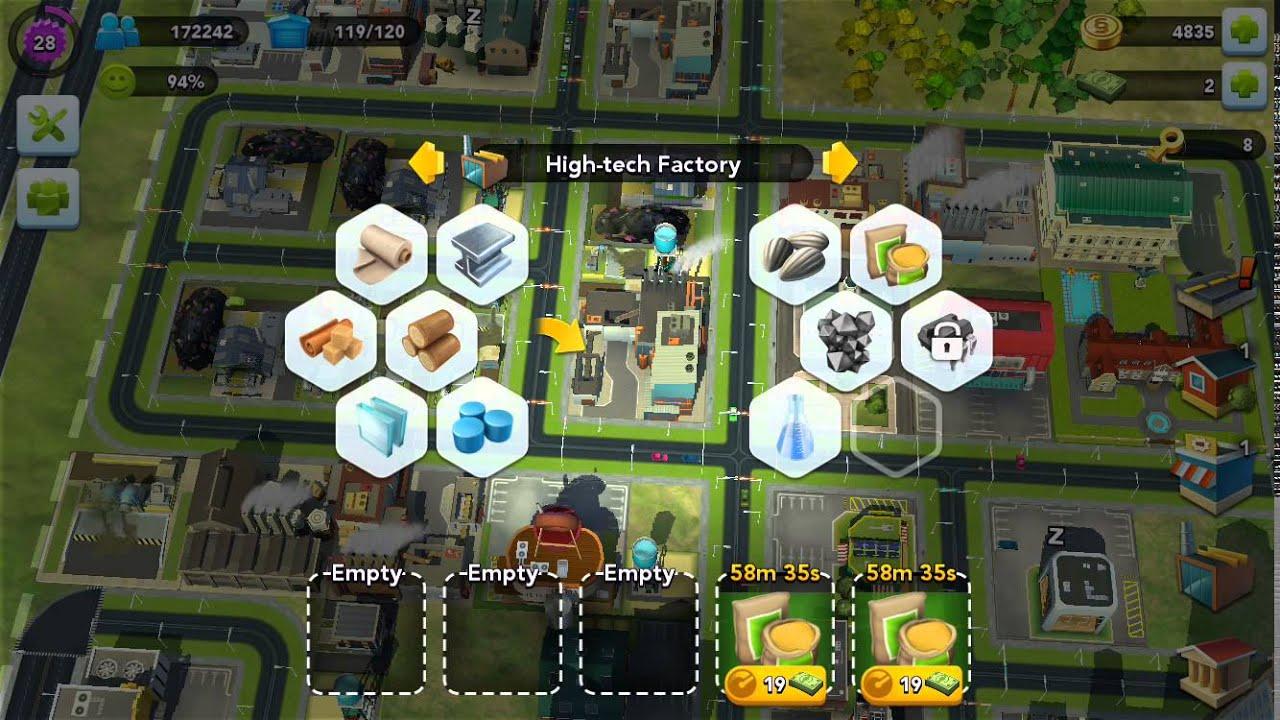 Simcity Buildit Ep