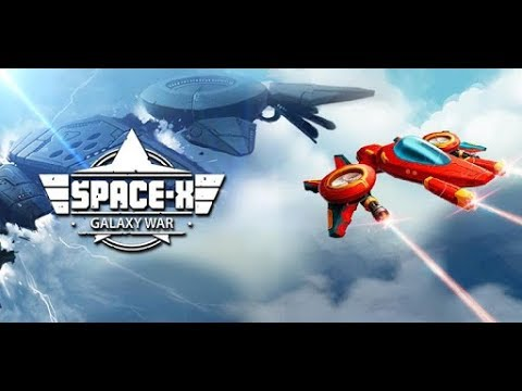 ApkMod1.Com Space X Sky Wars of Air Force v4.3 + MOD (Mod Money) download free Android Arcade Game