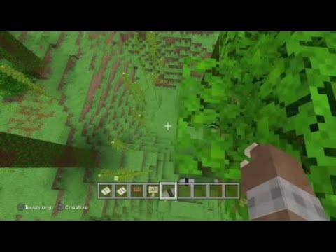 minecraft panda biome seed ps4