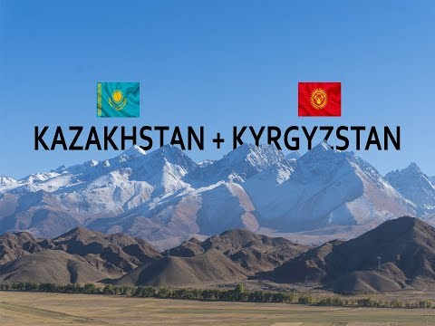 2wheeledAdventures in Central Asia - Part 4 - Kazakhstan and Kyrgyzstan