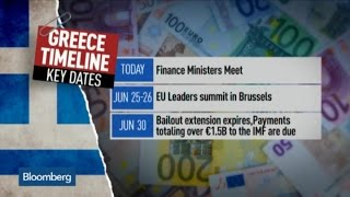 Markets Conclude Greece Talks Are Dealt With: Cole
