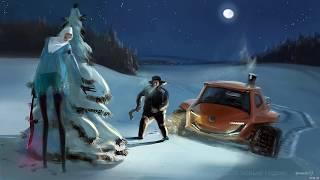 Ужасы под Новый Год  . Сборник Хоррор Рассказов