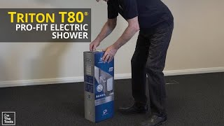 On The Tools Review of Triton T80 Pro-Fit Electric Shower