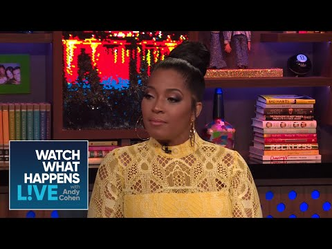 Does Toya Bush-Harris Regret Staying On Curtis Berry' Lap?   Married to Medicine   WWHL