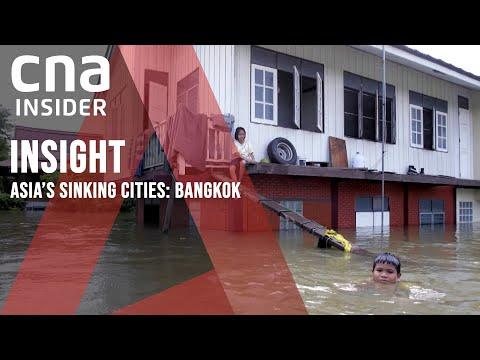 Asia's Sinking Cities: Bangkok | Insight | Thailand
