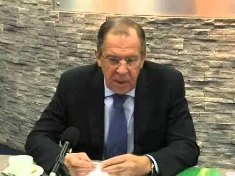 Oct 23, 2012 Russia_Al-Assad is guarantor of rights for ethnic minorities in Syria - Lavrov
