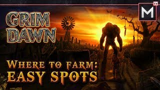 Where To Farm - Treasure Troves - Grim Dawn