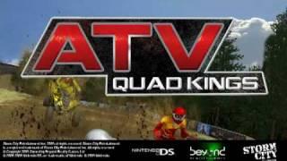 ATV Quad Kings Gameplay DS