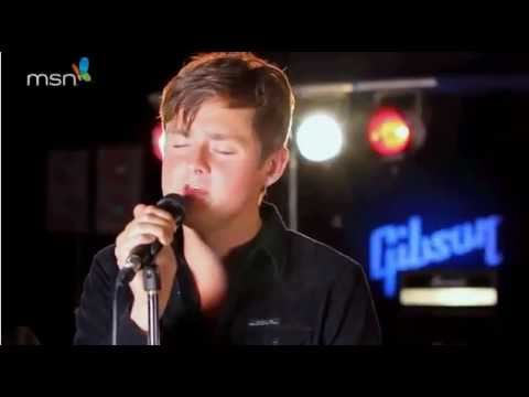 KEANE- The downtown lights (Blue Nile cover) MSN Music Something Sessions 2012