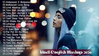 Hindi English Remix Mix Songs Mashup 2020 February | Bollywood And Hollywood Romantic Mashup