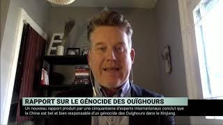 Nouveau rapport sur les Ouïghours en Chine