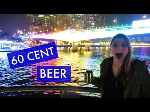 PEARL RIVER BOAT CRUISE - BYOB! | Guangzhou China