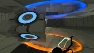 Science in Portal 2: The Infinite Loop Squash