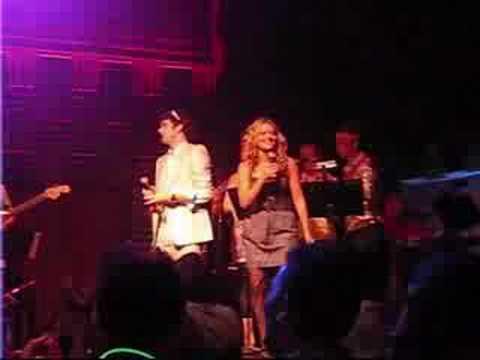 Michael Urie and Becki Newton~ 80's Theme