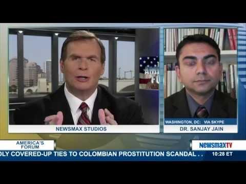 America's Forum   Dr. Sanjay Jain and Nick Tate   Part 2