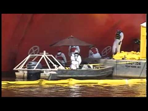 Oil Spill Response and Waste Disposal Services