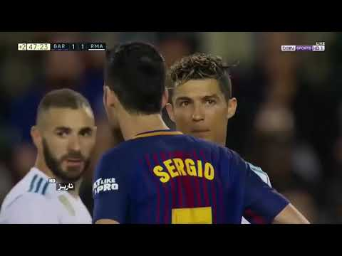 Barcelona vs Real Madrid 2-2 ResumenHighlights & All Goals Super Classics in May 2018