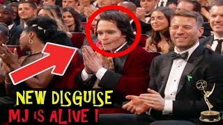 SHOCK! Michael Jackson SEEN ALIVE 2018 at Emmy Awards
