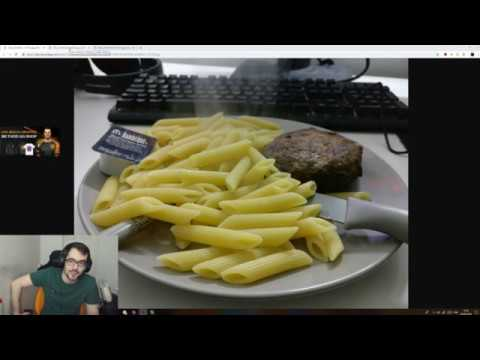MethodJosh Eats Terrible Food - World of Warcraft Famous Streamer
