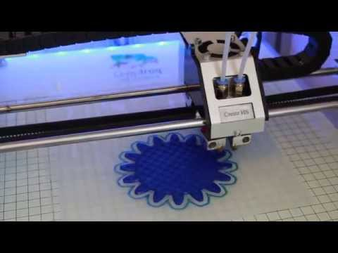 Creatr HS: High speed 3D printing