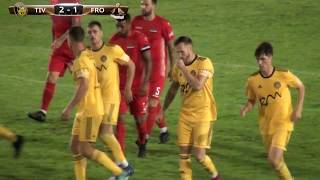 Tiverton Town vs Frome Town - Southern League Premier - Tuesday 14th August 2018