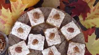 Maple Pumpkin Pie Bars Recipe