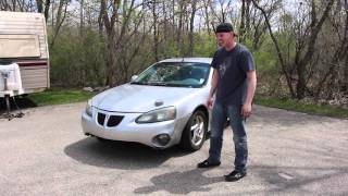 Fixing Stuff With Chris Monroe - Pontiac Grand Prix