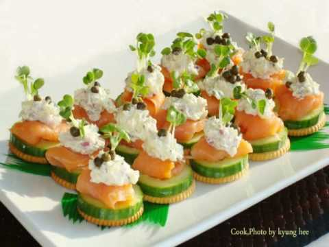... smoked salmon cream cheese smoked salmon salmon canapes with cucumber
