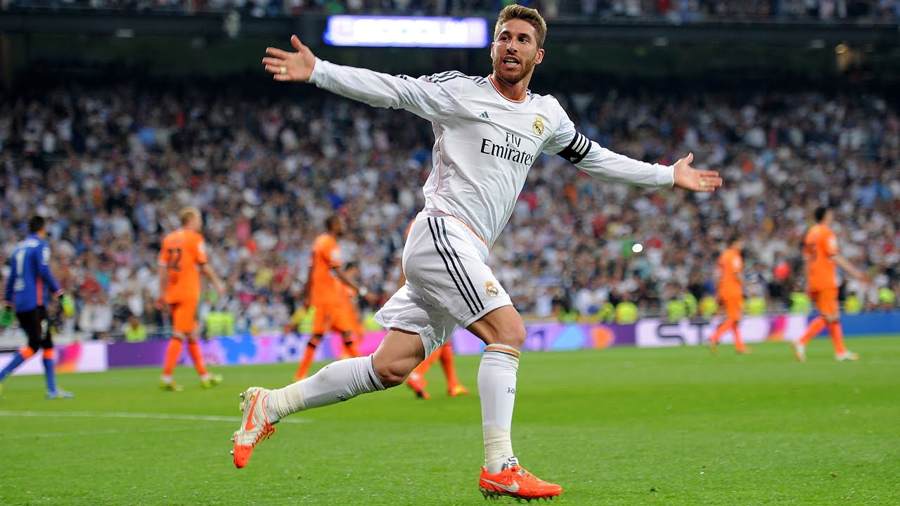 Sergio Ramos ○ Real Madrid ○ Best Defender in the World
