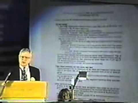 CIA - Satanism - Ritual Child Abuse: Ted Gunderson