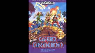 Allan's VGM #6: Gain Ground (Sega Genesis) - Stage 1