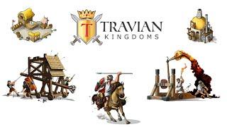 Travian: Kingdoms - браузерная увлекающая игра стратегия