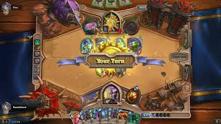 [ Hearthstone ] Quest rogue vs Northshire Cleric
