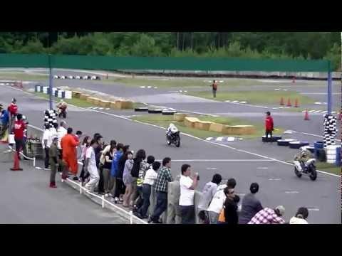 2012.06.10 西日本まるち杯第2戦 Mクラス決勝レース@名阪Eコース