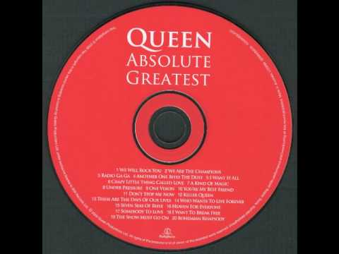 QUEEN: We Are The Champions (HQ)