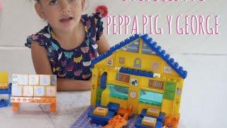 Peppa Pig   La escuela de Peppa Pig y George   Español