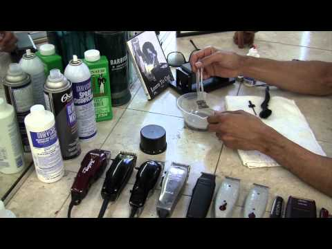 Wahl Hero - How To Sharpen Clippers - Wahl Hero By David Warren