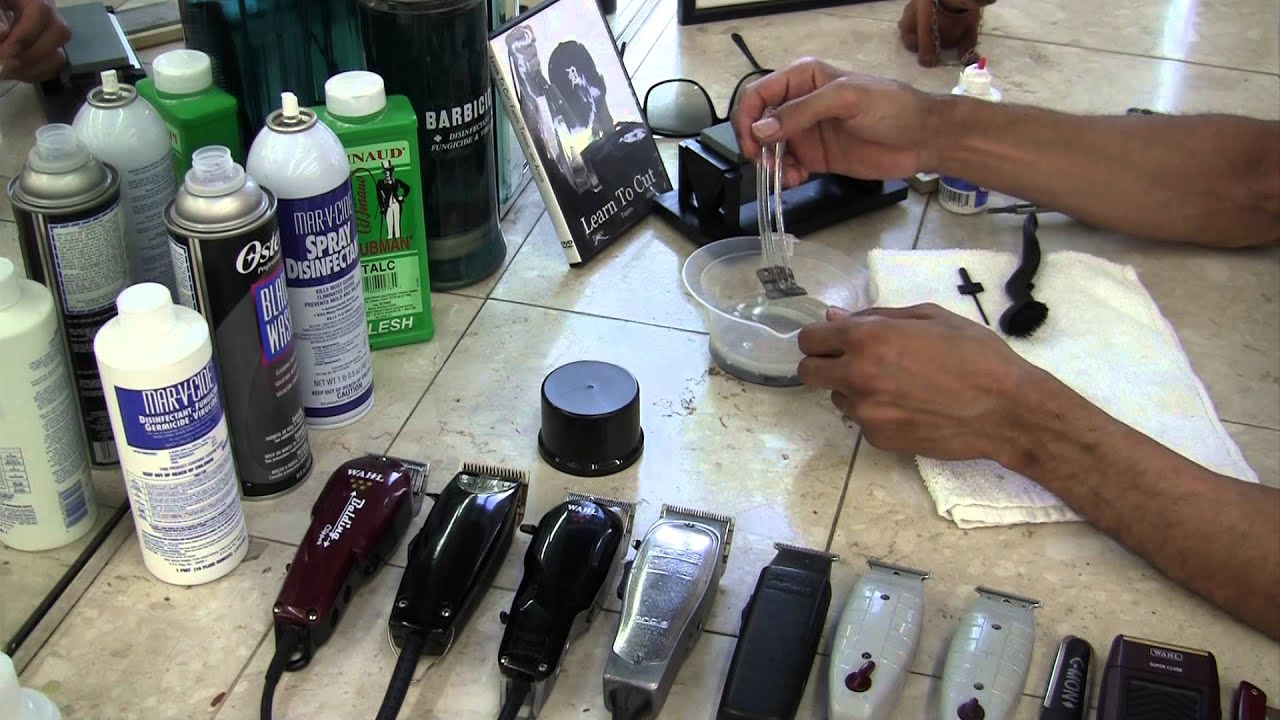 wahl hero how to sharpen clippers wahl hero by david. Black Bedroom Furniture Sets. Home Design Ideas
