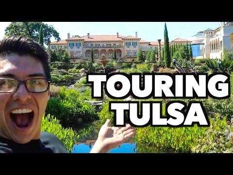 Touring Tulsa - Traveling Powerlifter Episode 7
