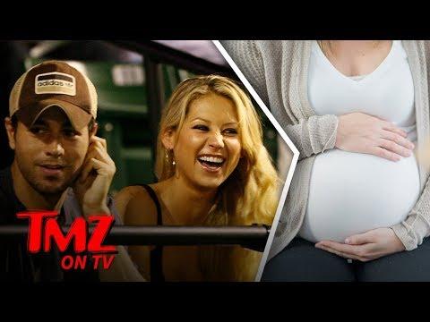 Enrique Iglesias Is A Dad! | TMZ TV