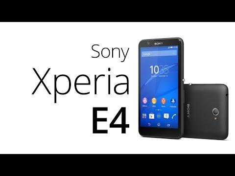 Sony Xperia E4 (recenze)