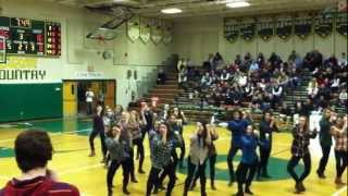 Langley High School Dance Team - Thrift Shop 1/18/2013