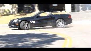 Mercedes Benz SL 600-2009 Videos