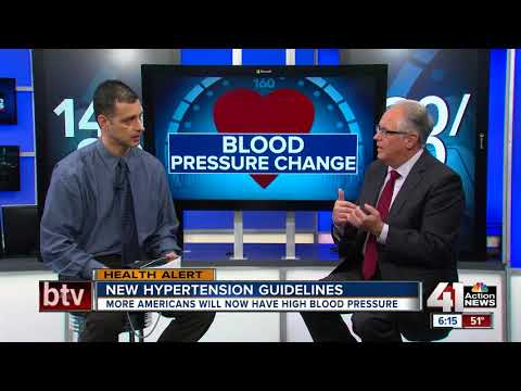 Interview: New hypertension guidelines